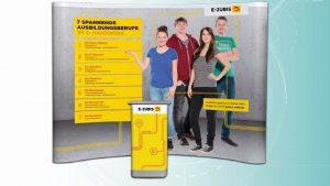 E-Zubis Systemwand mit kleinem Case