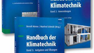 Handbuch der Klimatechnik (Set