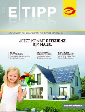 E-Tipp Kundenzeitschrift