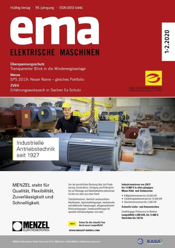ema - Elektrische Maschinen