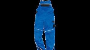 Latzhose Gr. 52 blau e-Marke