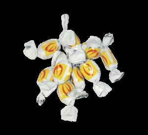"Fruchtbonbons"" mit E-Marke"