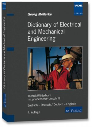 Dictionary of Electrical and M