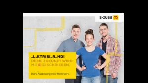 E-Zubis Nachwuchswerbung Broschüre