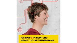 "E-ZUBIS Plakat ""Student"""