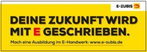 """E-ZUBIS/Aufkleber """"Zukunft"""""""
