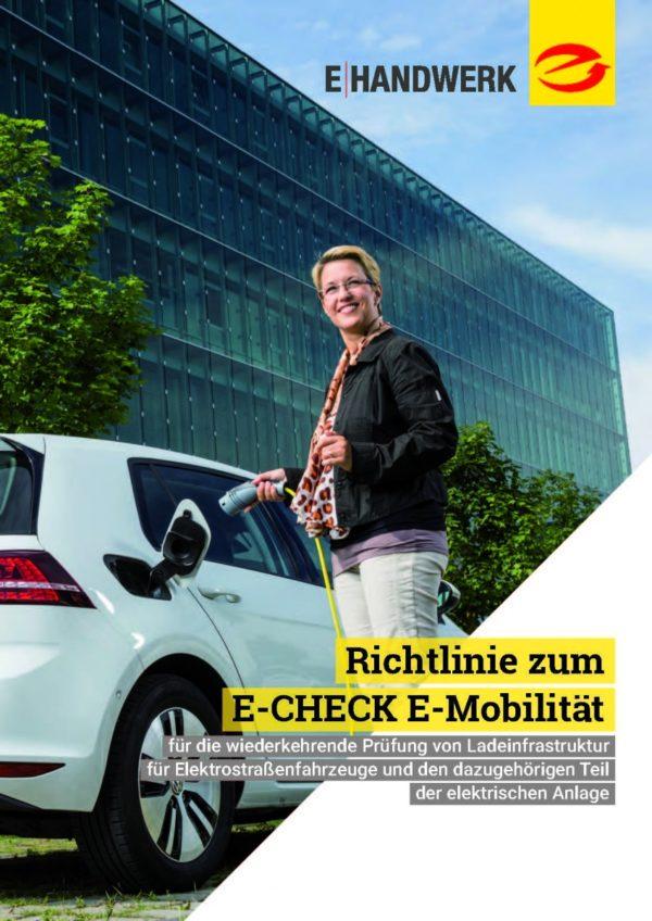 Richtlinie zum E-Check