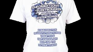 T-Shirt, weiß Gr. M